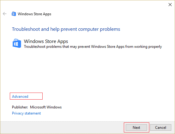 Fix This app can't open in Windows 10